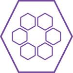 SIXA Technology icon (purple)