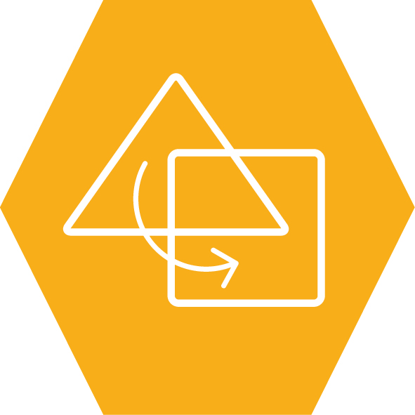 Transform - Secure Information Exchange icon