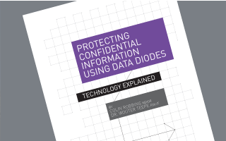 Protecting confidential information using Data Diodes White Paper