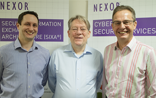 New Year, new MD as the Nexor story evolves