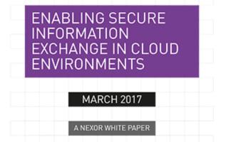 Nexor Launching New Cyber Security White Paper at CYBERUK 2017