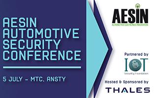 AESIN Automotive Security Conference