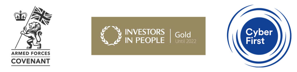 Nexor Careers - Investors in People Gold, Corporate Covenant, CyberFirst