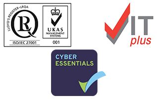 Nexor bags a hat trick of external accreditations