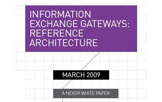 Information Exchange Gateways paper published