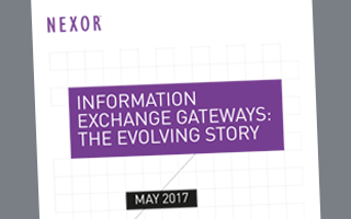 Information Exchange Gateways: The Evolving Story White Paper