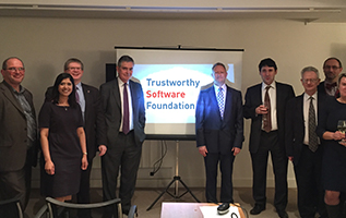 Trustworthy Software Foundation Launched