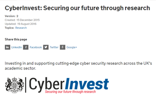 CyberInvest Conference