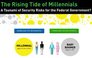 Government IT systems threatened by millennial digital warriors