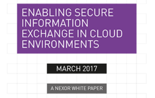 Nexor Launching New Cyber Security White Paper at CYBERUK 2017