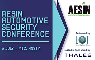 AESIN Automotive Security Conference